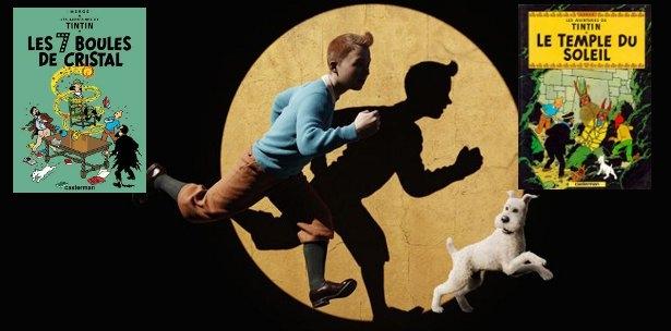 Tintin et le temple du soeil par Peter Jackson